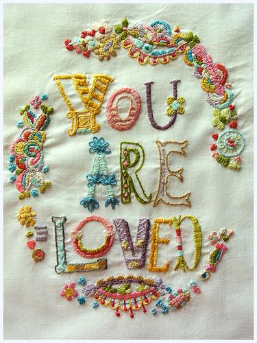 U r loved 2